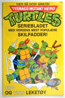 Teenage mutant hero turtles  - 1990