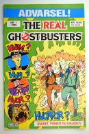 The real ghostbusters nr. 1 - 1989