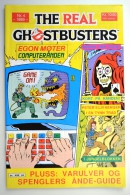 The real ghostbusters nr. 4 - 1989