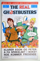 The real ghostbusters nr. 5 - 1989