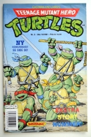 Teenage mutant hero turtles nr. 3 - 1991