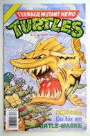 Teenage mutant hero turtles nr. 4 - 1991
