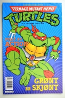 Teenage mutant hero turtles nr. 5 - 1991