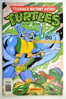 Teenage mutant hero turtles nr. 6 - 1991
