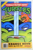 Teenage mutant hero turtles nr. 8 - 1992
