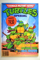 Teenage mutant hero turtles bok nr. 1 - 1992