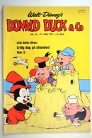 Donald duck & co nr. 25 - 1973