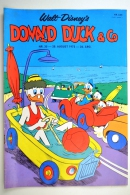 Donald duck & co nr. 35 - 1973
