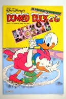 Donald duck & co nr. 5 - 1989