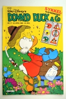 Donald duck & co nr. 17 - 1989