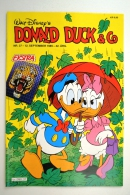 Donald duck & co nr. 37 - 1989