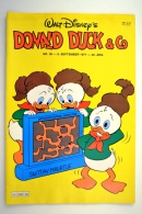 Donald duck & co nr. 36 - 1977