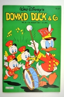 Donald duck & co nr. 35 - 1981