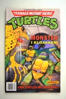 Teenage mutant hero turtles nr. 11 - 1991