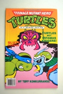 Teenage mutant hero turtles nr. 14 - 1991