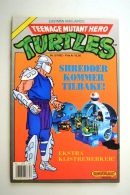 Teenage mutant hero turtles nr. 5 - 1992