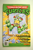 Teenage mutant hero turtles nr. 6 - 1992