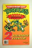 Teenage mutant hero turtles nr. 9 - 1992