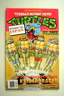 Teenage mutant hero turtles nr. 10 - 1992