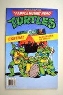 Teenage mutant hero turtles nr. 6 - 1993