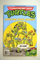 Teenage mutant hero turtles nr. 9 - 1993