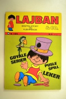 Lajban & co nr. 1 - 1974