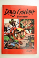 Davy crockett hardcover nr. 1 - 2001