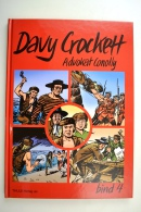 Davy crockett hardcover nr. 4 - 2002