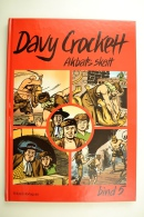 Davy crockett hardcover nr. 5 - 2002