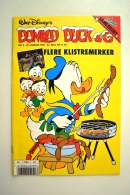 Donald duck & co nr. 4 - 1991