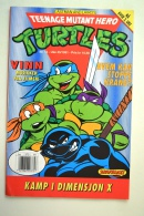 Teenage mutant hero turtles nr. 13 - 1991