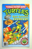 Teenage mutant hero turtles nr. 1 - 1992