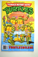 Teenage mutant hero turtles nr. 2 - 1992