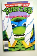 Teenage mutant hero turtles nr. 8 - 1993