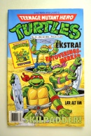 Teenage mutant hero turtles nr. 12 - 1991
