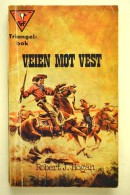 Triangel-Westerns/Wild West Billigbøkene nr. 146 - 1968