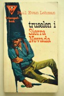 Triangel-Westerns/Wild West Billigbøkene nr. 149 - 1969