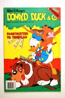 Donald duck & co nr. 33 - 1991