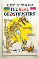 The real ghostbusters nr. 9 - 1989