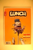 Lunch Album nr. 1 - 2011 VF/FN