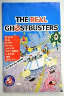 The real ghostbusters  - 1989