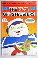 The real ghostbusters nr. 6 - 1989