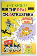 The real ghostbusters nr. 8 - 1989