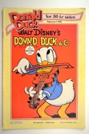 Donald duck for 30 år siden nr. 4 - 1980