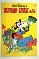 Donald duck & co nr. 33 - 1980