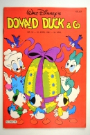 Donald duck & co nr. 16 - 1981