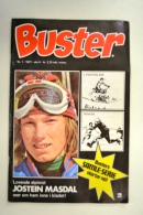 Buster nr. 1 - 1977