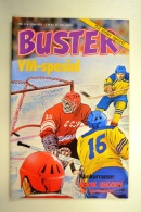 Buster nr. 3 - 1986