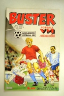 Buster nr. 5 - 1986