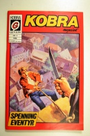 Kobra magasinet nr. 2 - 1986